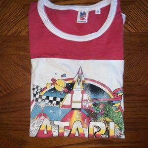 Atari junk food tee